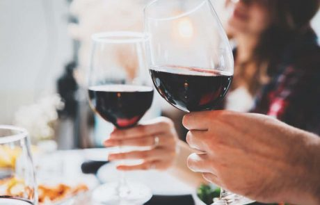 The amazing benefits of red wine
